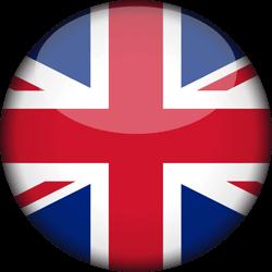 flag-3d round