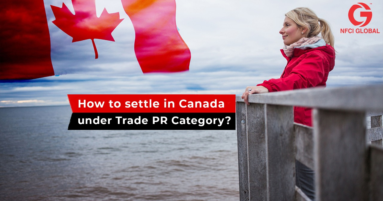 settle in canada as trade PR category